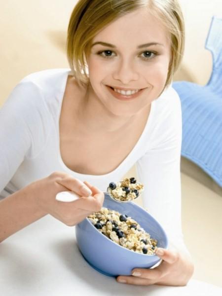 здоровое питание омск
